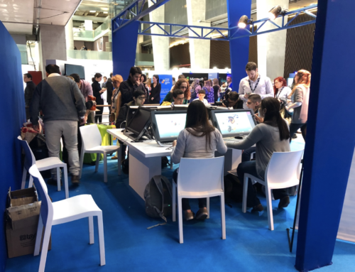 VReadyNow in Virtual Educa 2018 – Buenos Aires